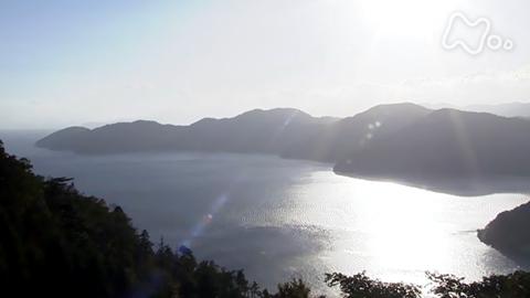 小さな旅時重ね 水輝き~滋賀県奥びわ湖~