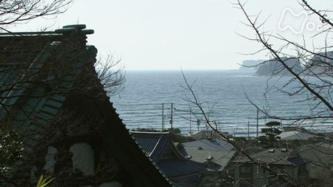 小さな旅春を待つ浜辺~神奈川県 鎌倉市~