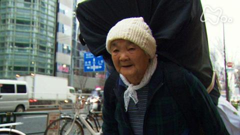 小さな旅笑顔待つ朝~東京銀座~