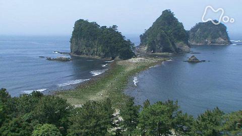 小さな旅テングサの海で~静岡県 西伊豆町 堂ヶ島~