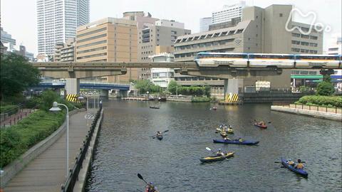 小さな旅運河 時を越えて~東京 芝浦~