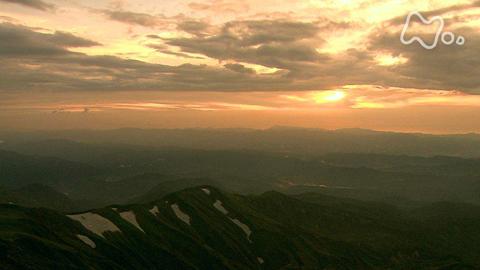 小さな旅山の歌 夏 「祈りの峰 導きて~山形県 月山~」