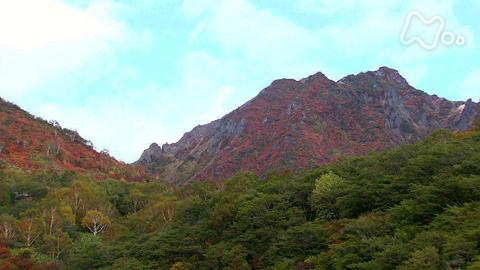小さな旅山の歌 秋 「錦秋 輝いて~栃木県 那須連山~」