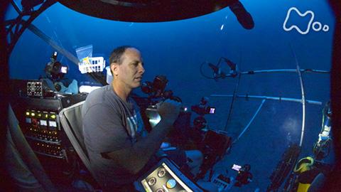 ザ・プレミアム深海のロストワールド 追跡!謎の古代魚
