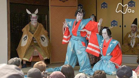 小さな旅「山里のひのき舞台~埼玉県 小鹿野町~」