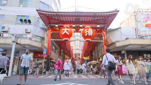 小さな旅「芸は街に育まれ~名古屋市 大須~」
