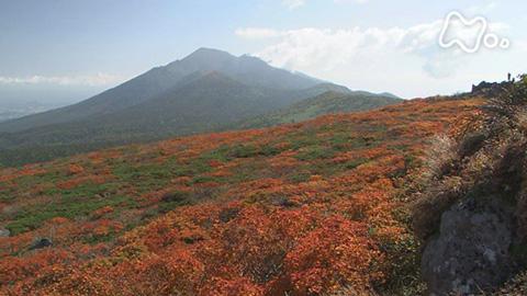 小さな旅シリーズ山の歌 秋 「おらが山 心寄せて~岩手山~」