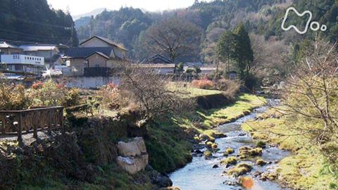 小さな旅「山里に水音響いて~埼玉県 東秩父村~」