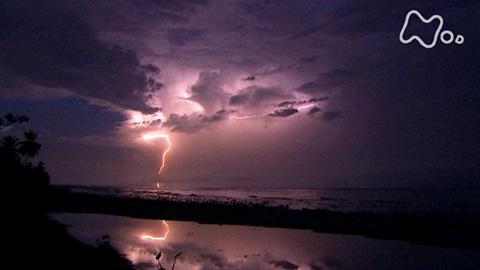 体感!グレートネイチャー「驚異!世界一の雷多発地帯~ベネズエラ・マラカイボ湖~」