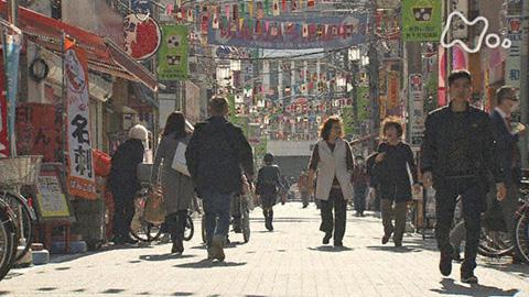 小さな旅「にぎわい 街とともに~東京 北区十条~」