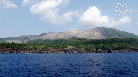 小さな旅「もう一度 火の島で~鹿児島県 口永良部島~」