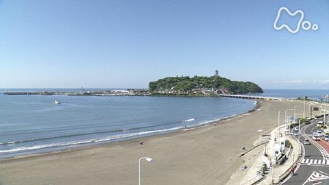 小さな旅「夢 駆ける海~神奈川県 江の島~」
