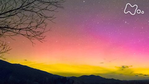 体感!グレートネイチャー「追跡!赤いオーロラと天の川~ニュージーランド 夜の絶景~」