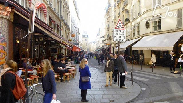 世界ふれあい街歩き パリ